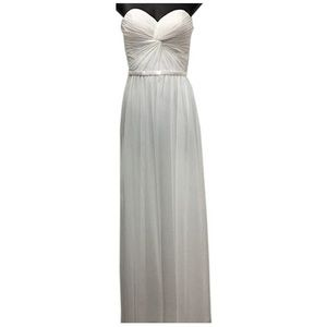 MayQueen Strapless Sweetheart Wedding Dres…